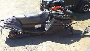 Now Parting Out 2009 Arctic Cat Z1 1100 Turbo LXR LTD
