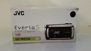 Jvc everio memory camera GZ - MS120 brand new still in the box