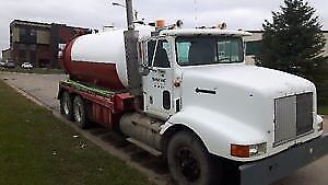 vac truck for sale
