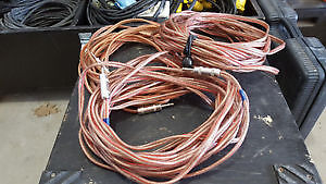 HD Speaker Cables