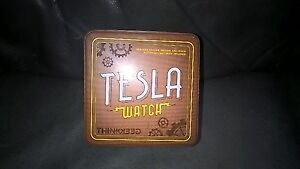 (Very Rare) New tesla watch
