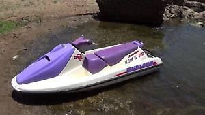 Wave Blaster & Bombardier with Trailer