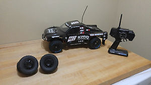 RC Truck 1/10 TA SC10 2wd not traxxas,losi, hpi,axial,vaterra
