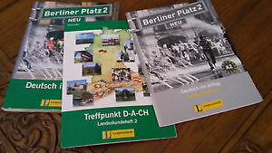 GERMAN LANGUAGE BOOKS AND CDs - UNIVERSITY LEVEL