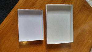 Window boxes new unused for candy, gifts, etc Retail