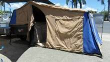 Castaway Campers $38p.w. No more to pay no hidden costs Rockhampton Rockhampton City Preview