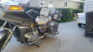 1982 Goldwing GL1100 Aspencade $11 a month to plate TRADES