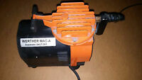 Werther Mac Air Compressor
