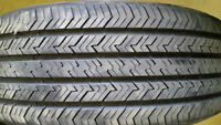 VERY GOOD SET OF 2 MICHELIN X RADIAL P-225-60-R-16 ALL SEASON