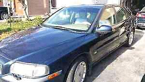 2000 Volvo S 80 for sale.