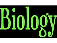 A Level BIOLOGY tutor. Also available for Easter/Study leave revision.