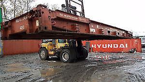 Flat Rack / Steel Container Bridge 20' & 40 ft