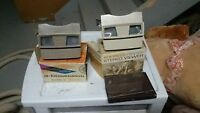 2 VINTAGE VIEW MASTERS WITH ORIGINAL BOXES & GLASS VIEW FINDER