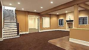 Basements, Bathrooms, and Kitchens