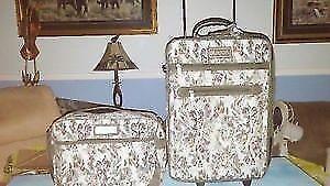 Vintage Buxton Luggage