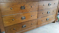 6 drawer dresser delivery included