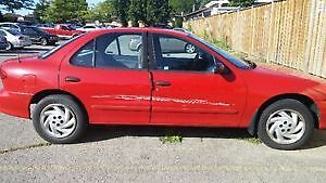1996 Chevrolet Cavalier Sedan Wanted