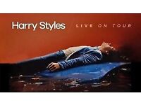 2x Harry Styles Tickets. 14th April 2018. @The SSE Hydro Glasgow.