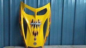 2002 - 2009 Ski Doo MX Z,Summit,GSX Hood