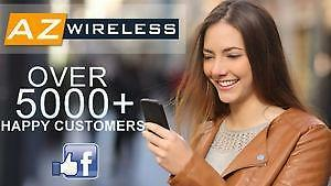 Samsung LG iPhones Blu HTC HUGE Variety of Unlocked Smartphones @ AZ WIRELESS LINCOLN FIELDS MALL