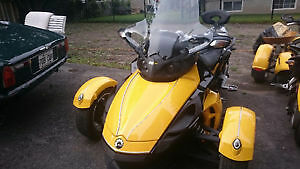 Can AM Spyder 2008 GS