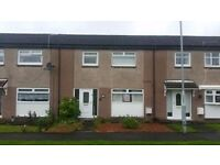 3 Bedroom Terraced House for Rent Wishaw Lyons Quadrant Avail Now