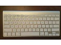 Genuine Apple Wireless Bluetooth Keyboard (A1314) - Tested, Working!