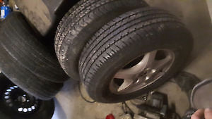 215 75 r15 tires on pontiac or chevy