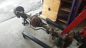 93-02 Camaro Firebird 10 Bolt Posi 3.23 Rearend LT1 LS1