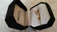 Engagement Ring 10K Gold Size 6 3/4