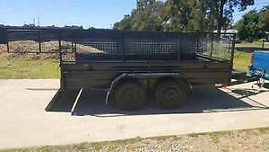 For Hire... 12x6 Moving/Cage Trailer... Kemps Creek... $50/4hrs Kemps Creek Penrith Area Preview