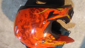 Mx helmet adult medium
