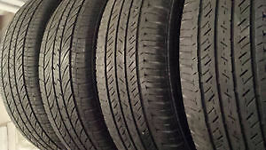 AllSEASON / SUMMER TIRES  225/55/17