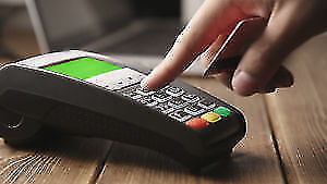 Purchase or lease a POS machine for credit/debit payments