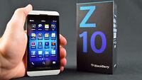 Blackberry Z10 blanc etat 9/10 fonctionne comme neuf livraison