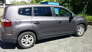 2012 Chevrolet Orlando Fourgonnette, fourgon
