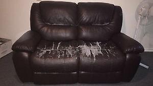 Free Love seat & an armchair