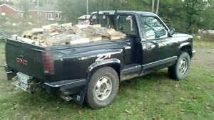 half ton loads seasoned hardwood