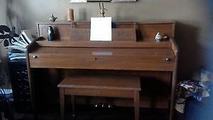 Upright Lesage piano -great price