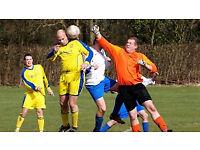 Friendly Football in Framlingham, Sunday Nights