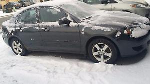 2005 Mazda Mazda3 Sedan