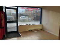 G/F shop for Lease on Green Lane, Bordesley Green, Birmingham Busy location with lots of potential