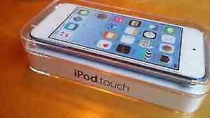 Apple iPod touch 6e Génération 16Go/32Go Noir / Argent MKH62VC/A