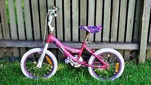 "Girls bike 16"" wheels Woy Woy Gosford Area Preview"