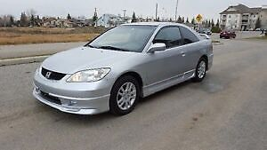 ^*** 2005 HONDA CIVIC REVERB FOR SALE!!