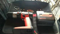 JobMate 18.0v Drill with case and charger