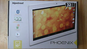 BRAND NEW SEALED HIPSTREET 10'' SCREEN 32GB