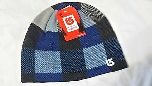 Burton Men's fleece ski cap tide Brand New in Package