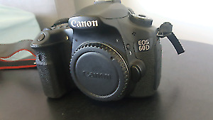 CANON 60D FOR SALE, HANDLED WITH CARE