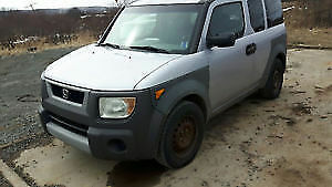 JUNKING 2003 HONDA ELEMENT 5 SPEED 2WD RARE PARTS !!!!!!!!!!!!!